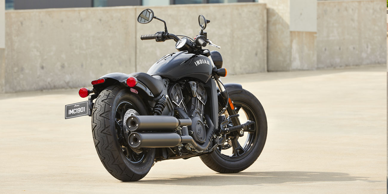 Indian Scout Bobber Sixty